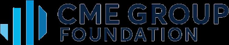 CME Group Foundation Logo